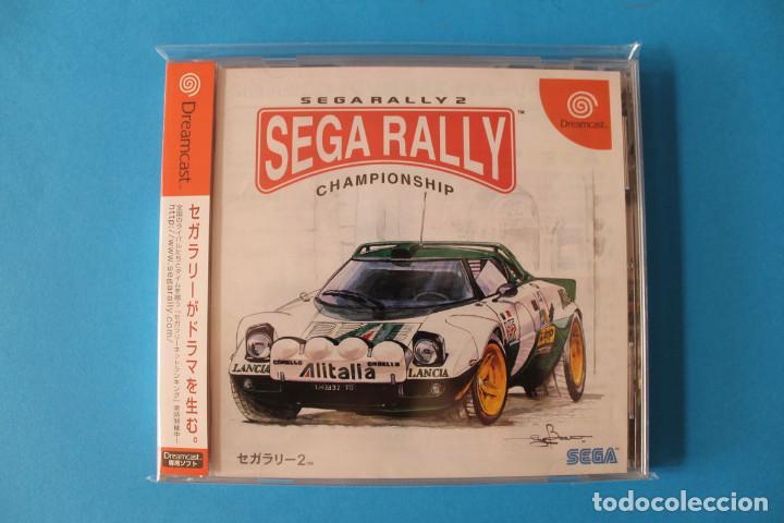Videojuegos y Consolas: Sega Dreamcast - Sega Rally 2 - Foto 2 - 275796523