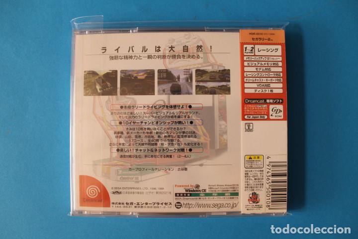 Videojuegos y Consolas: Sega Dreamcast - Sega Rally 2 - Foto 3 - 275796523