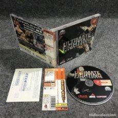 Videojuegos y Consolas: ULTIMATE FIGHTING CHAMPIONSHIP JAP SEGA DREAMCAST. Lote 278638883