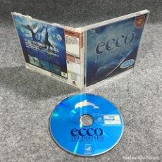 Videojuegos y Consolas: ECCO THE DOLPHIN DEFENDER OF THE FUTURE JAP SEGA DREAMCAST. Lote 278638893