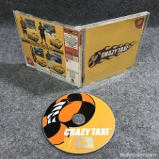 Videojuegos y Consolas: CRAZY TAXI JAP SEGA DREAMCAST. Lote 278638908