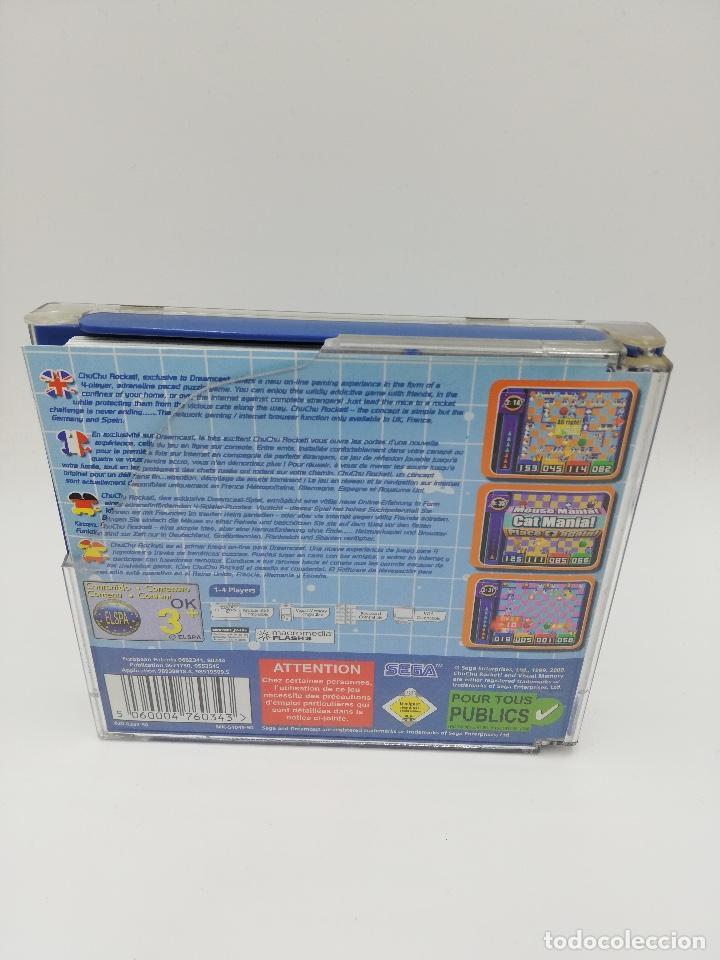 Videojuegos y Consolas: CHUCHU ROCKET! DREAMCAST - Foto 2 - 286493408