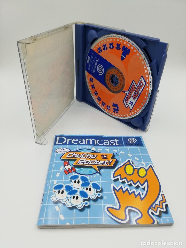 Videojuegos y Consolas: CHUCHU ROCKET! DREAMCAST - Foto 3 - 286493408