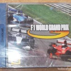 Videojuegos y Consolas: F1 WORLD GRAND PRIX DREAMCAST PAL ESPAÑA PRECINTADO. Lote 287122738