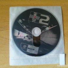 Videojuegos y Consolas: VENDO CD DEL SHUTOKOU BATTLE 2 JAPONÉS PARA DC - SEGA DREAMCAST.. Lote 291413058