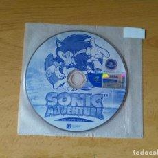 Videojuegos y Consolas: VENDO CD DEL SONIC ADVENTURE JAPONÉS PARA DC - SEGA DREAMCAST.. Lote 291413568