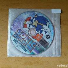 Videojuegos y Consolas: VENDO CD DEL SONIC ADVENTURE INTERNATIONAL JAPONÉS PARA DC - SEGA DREAMCAST.. Lote 291413723