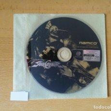 Videojuegos y Consolas: VENDO CD DEL SOUL CALIBUR JAPONÉS PARA DC - SEGA DREAMCAST.. Lote 291414258