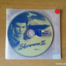 Videojuegos y Consolas: VENDO CDS DEL SHENMUE II JAPONÉS PARA DC - SEGA DREAMCAST.. Lote 291416038