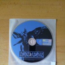 Videojuegos y Consolas: VENDO CD DEL ZOMBIE REVENGE JAPONÉS PARA DC - SEGA DREAMCAST.. Lote 292022933