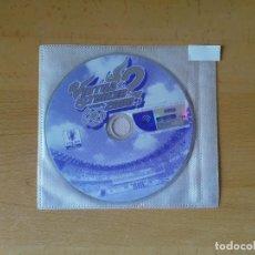 Videojuegos y Consolas: VENDO CD DEL VIRTUA STRIKER 2 VER. 2000.1 JAPONÉS PARA DC - SEGA DREAMCAST.. Lote 292023748