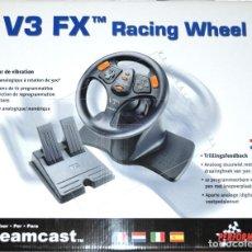 Videojuegos y Consolas: VOLANTE DREAMCAST INTERACT V3 FX NUEVO. Lote 293905808