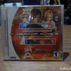 Videojuegos y Consolas: DEAD OR ALIVE 2 PARA DREAMCAST. Lote 294113823