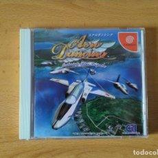 Videojuegos y Consolas: VENDO AERO DANCING FEATURING BLUE IMPULSE PARA DC - SEGA DREAMCAST.. Lote 295979643
