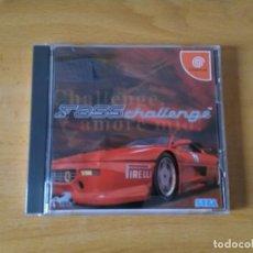 Videojuegos y Consolas: VENDO FERRARI 355 CHALLENGE PARA DC - SEGA DREAMCAST.. Lote 295980698