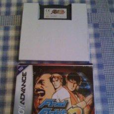 Videojuegos y Consolas: FINAL FIGHT ONE PARA NINTENDO GAMEBOY GAME BOY ADVANCE GBA Y DS CON CAJA EN . Lote 65750738