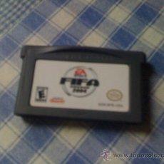 Videojuegos y Consolas: FIFA 2004 PARA NINTENDO GAME BOY ADVANCE Y DS - GAMEBOY GBA NDS VERSIÓN USA. Lote 27225182