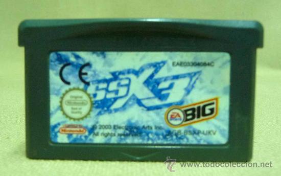 SSX3, JUEGO, NINTENDO, GAME BOY ADVANCE, GAMEBOY (Juguetes - Videojuegos y Consolas - Nintendo - GameBoy Advance)