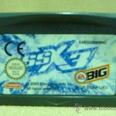 Videojuegos y Consolas: SSX3, JUEGO, NINTENDO, GAME BOY ADVANCE, GAMEBOY. Lote 27495927