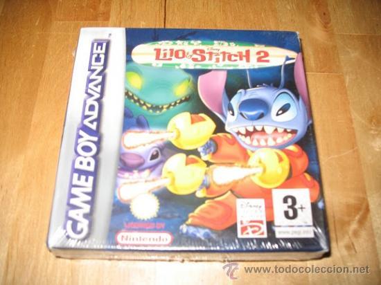 JUEGO GAME BOY ADVANCE - LILO & STITCH 2 - DISNEY - PLATAFORMAS - AÑO 2004 - PRECINTADO (Juguetes - Videojuegos y Consolas - Nintendo - GameBoy Advance)