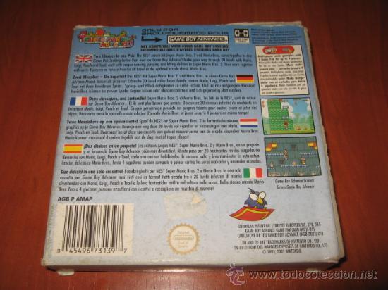 Videojuegos y Consolas: SUPER MARIO ADVANCE PAL ESPAÑA - Foto 2 - 138124314