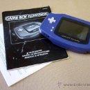 Videojuegos y Consolas: CONSOLA, GAME BOY ADVANCE, CON VIDEO JUEGO DE HARRY POTER, CON INSTRUCCIONES. Lote 28925114