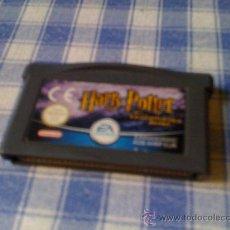 Videojuegos y Consolas: HARRY POTTER Y LA PIEDRA FILOSOFAL JUEGO PARA NINTENDO GAMEBOY ADVANCE GBA Y DS SOLO CARTUCHO. Lote 29536988