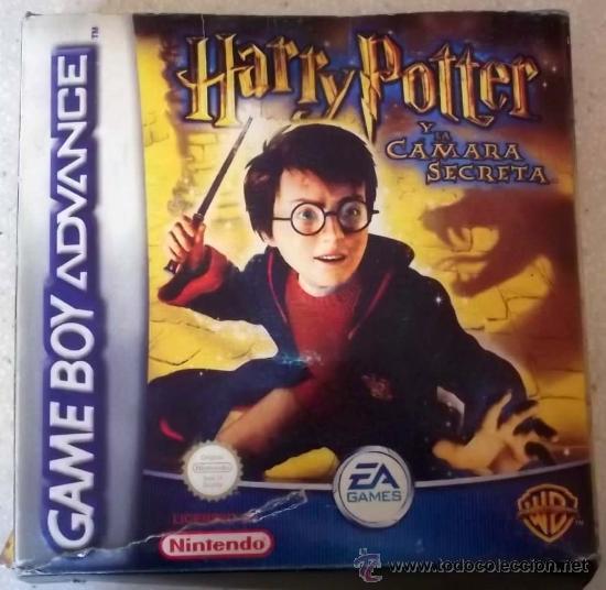 Juego Harry Potter Y La Camara Secreta Comprar Videojuegos Y