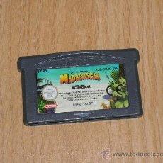 Videojuegos y Consolas: MADAGASCAR JUEGO NINTENDO GAME BOY ADVANCE Y DS PAL ESPAÑA. Lote 258614105