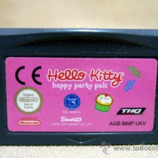Videojuegos y Consolas: NINTENDO, JUEGO, HELLO KITTY, HAPPY PARTY PALS. Lote 33426569