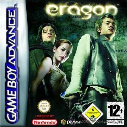 ERAGON [GBA ESPAÑA] (Juguetes - Videojuegos y Consolas - Nintendo - GameBoy Advance)