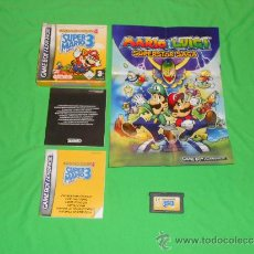 Videojuegos y Consolas: JUEGO SUPER MARIO ADVANCE 4 SUPER MARIO BROS 3 GAME BOY ADVANCE. Lote 36505030