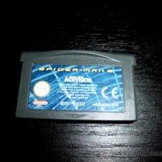 Videojuegos y Consolas: JUEGO DE NINTENDO GAMEBOY ADVANCE SPIDERMAN 2 SPIDER MAN GAME BOY. Lote 37765611