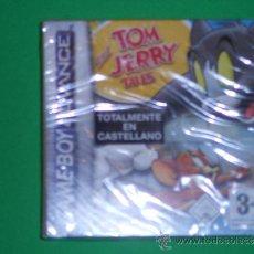 Videojuegos y Consolas: TOM AND JERRY TALES - GAME BOY ADVANCE - NUEVO Y PRECINTADO - NINTENDO - WARNER BROS - GBA. Lote 36719003