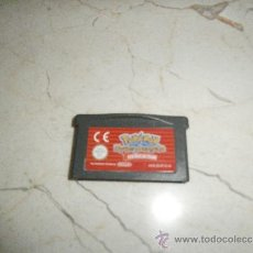 Videojuegos y Consolas: GAME BOY ADVANCE - POKÉMON MYSTERY DUENGEON RED RESCUE TEAM,111-1. Lote 38872265