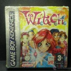 Videojuegos y Consolas: WITCH GAMEBOY ADVANCE - PRECINTADO. Lote 39990453