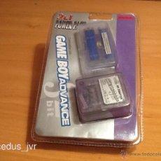 Videojuegos y Consolas: ADAPTADOR TRANSFORMADOR CABLE ALIMENTACIÓN DE CORRIENTE PARA LA CONSOLA NINTENDO GAMEBOY ADVANCE GBA. Lote 39848405