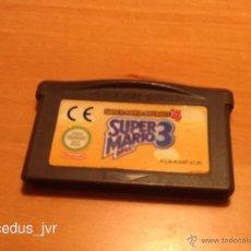 Videojuegos y Consolas: SUPER MARIO ADVANCE 4 SUPER MARIO BROS 3 JUEGO PARA NINTENDO GAMEBOY ADVANCE GBA VERSIÓN ESPAÑOLA. Lote 65752565
