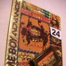 Videojuegos y Consolas: ANTIGUO JUEGO NINTENDO GAME BOY ADAVANCE - 32 EN 1 - NUEVO EN SU BLISTER SIN USAR . Lote 40700963