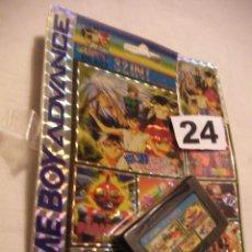 Videojuegos y Consolas: ANTIGUO JUEGO NINTENDO GAME BOY ADAVANCE - 32 EN 1 - NUEVO EN SU BLISTER SIN USAR . Lote 40701055