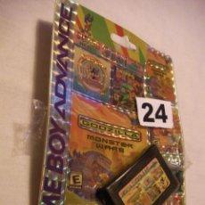 Videojuegos y Consolas: ANTIGUO JUEGO NINTENDO GAME BOY ADAVANCE - 30 EN 1 - NUEVO EN SU BLISTER SIN USAR . Lote 40701156