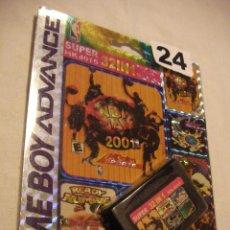 Videojuegos y Consolas: ANTIGUO JUEGO NINTENDO GAME BOY ADAVANCE - 32 EN 1 - NUEVO EN SU BLISTER SIN USAR . Lote 40701175