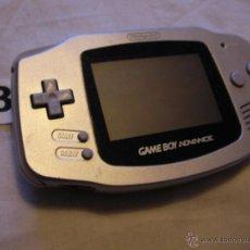Videojuegos y Consolas: ANTIGUA CONSOLA GAME BOY ADVANCE. Lote 40701921