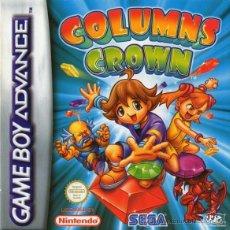 Videojuegos y Consolas: GAME BOY ADVANCE - COLUMNS CROWN (COMPLETO). Lote 40926749