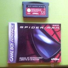 Videogiochi e Consoli: SPIDERMAN. Lote 41421144