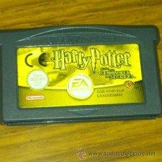 Videojuegos y Consolas: HARRY POTTER - NINTENDO GAMEBOY ADVANCE. Lote 41525503