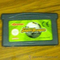 Videojuegos y Consolas: SUPER LEAGUE - NINTENDO GAMEBOY ADVANCE. Lote 41533282