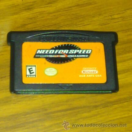 NEED FOR SPEED - NINTENDO GAMEBOY ADVANCE (Juguetes - Videojuegos y Consolas - Nintendo - GameBoy Advance)