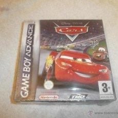 Videojuegos y Consolas: CARS PARA NINTENDO GAME BOY ADVANCE. NUEVO PRECINTADO . Lote 42358819