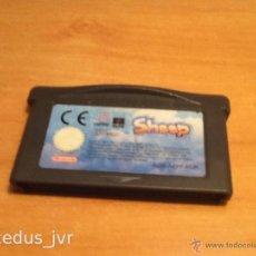 Videojuegos y Consolas: SHEEP JUEGO PARA NINTENDO GAMEBOY GAME BOY ADVANCE GBA VERSIÓN ESPAÑOLA. Lote 43872969